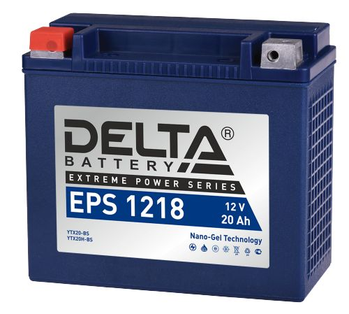 Аккумулятор Delta EPS 1218  - купить со скидкой