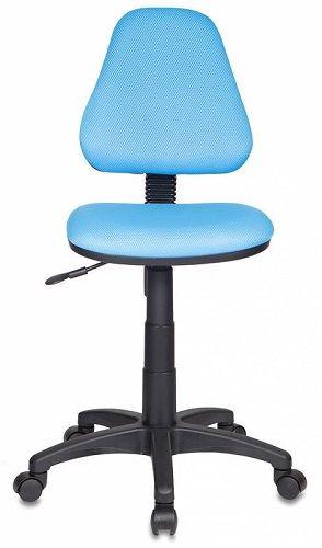 Кресло Бюрократ KD-4 голубое roketas голубое компьютерное кресло mebelvia