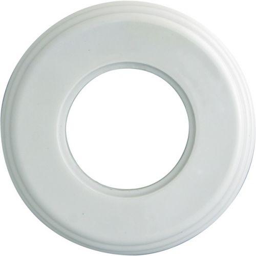 Рамка Bironi BF2-610-01 белая, керамика, 1-ая рамка bironi bf2 630 02 коричневый фарфор 3 я