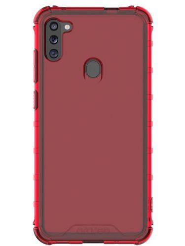 Чехол Samsung Araree M cover GP-FPM115KDARR для Samsung Galaxy M11 красный