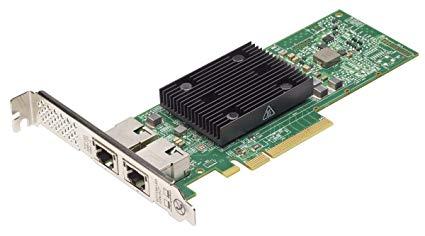 Фото - Сетевая карта Lenovo 7ZT7A00496 TCh TS ThinkSystem Broadcom NX-E PCIe 10Gb 2-Port Base-T Ethernet Adapter (ThinkSystem SD530/SR850/SR950/SR650/SR650/S жесткий диск lenovo tch thinksystem de series 1 6tb 4xb7a14106