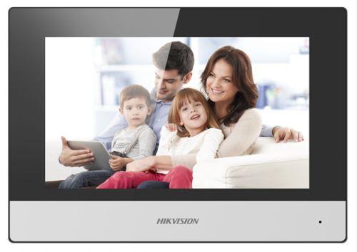 Видеодомофон HIKVISION DS-KH6320-WTE1 сенсорный 7