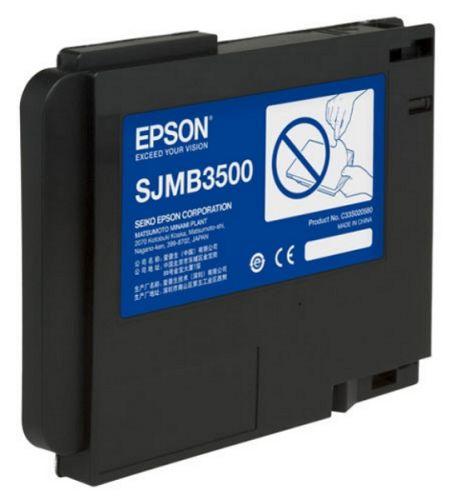 Фото - Емкость Epson SJMB3500 C33S020580 MAINTENANCE BOX FOR TM-C3500 принтер epson tm c3500 012cd c31cd54012cd