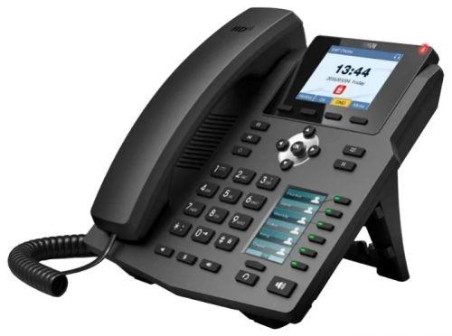 Телефон VoiceIP Fanvil X4SG