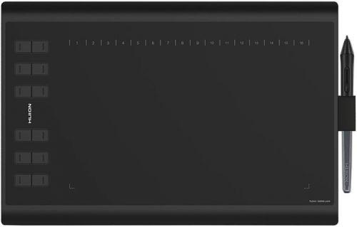 Графический планшет Huion H1060P графический планшет huion inspiroy hs610 черный