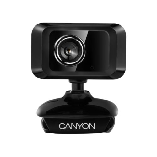 Веб-камера Canyon С1 CNE-CWC1 1.3 Мпикс, USB 2.0.