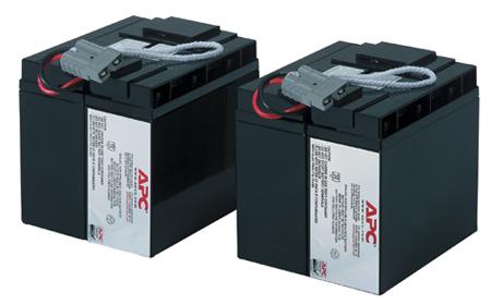 батарея apc srt96bp Батарея APC RBC55 для SUA2200I, SUA3000I