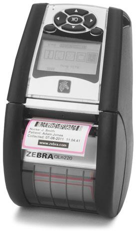 Zebra QLn 220 (QN2-AUCAEM10-00)