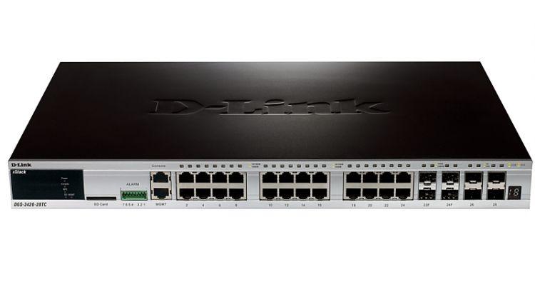 D-link DGS-3420-28TC