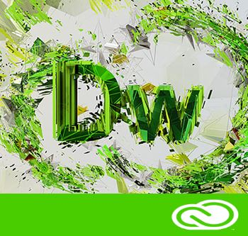 Adobe Dreamweaver CC for enterprise 12 мес. Level 2 10 - 49 лиц.