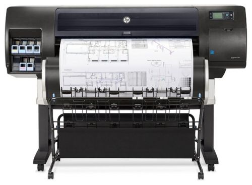 Hewlett-Packard Принтер HP Designjet T7200 (F2L46A)