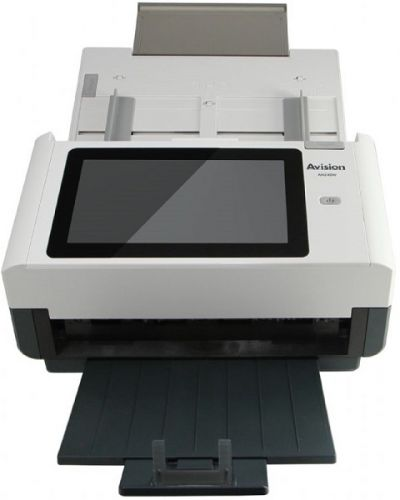 Фото - Сканер Avision AN240W 000-0868-07G А4, 60 стр./мин, АПД 100 листов, WiFi сканер canon imageformula dr c225 ii 3258c003 а4 апд 30 листов 25 стр мин ежедневный объем 1500 листов 3 year warranty
