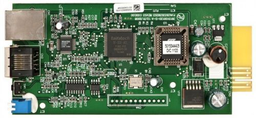 Карта Delta Electronics 3915100975-S35 SNMP IPv6 All-IN-One PDC/STS/Cooling/UPS ipv6