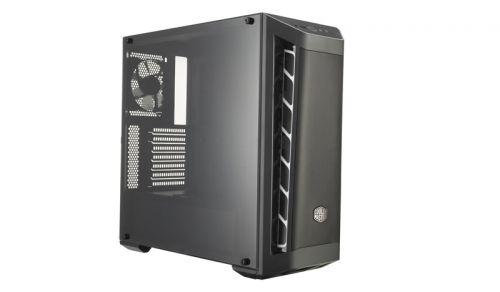 Фото - Корпус ATX Cooler Master MasterBox MB520 MCB-B520-KANN-S00 без БП, черный, с окном корпус e atx cooler master masterbox mb511 rgb mesh без бп серебристый