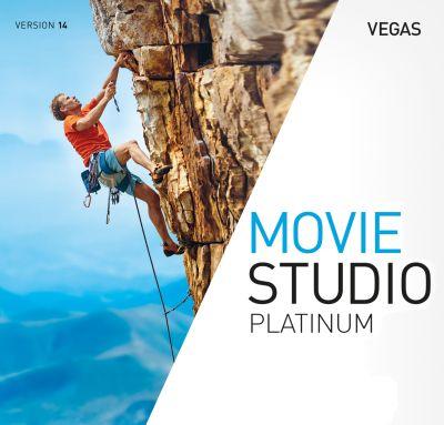 MAGIX Vegas Movie Studio 14 Platinum ESD