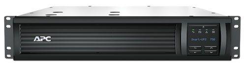 Источник бесперебойного питания APC SMT750RMI2UNC Smart-UPS SMT, Line-Interactive, 750VA / 500W, Rack, IEC, LCD, Serial+USB, SmartSlot, with Network C источник бесперебойного питания powercom kin 1500ap lcd king pro rm line interactive 1500va 1200w rack mount 2u iec serial usb smartslot lcd b