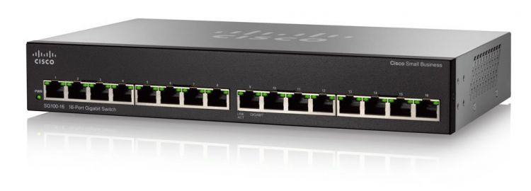 Cisco SB SG110-16-EU