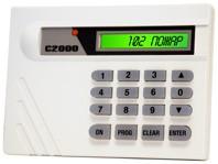 Клавиатура Болид С2000-К с ЖКИ, пользовательская, отображ. сообщений, подключение к ПК через интерфейс RS-485 с помощью преобразователя интерфейсов