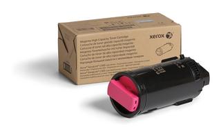 Тонер-картридж Xerox 106R03882 пурпурный (5,2K) XEROX VL C500/C505