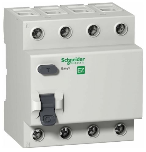 УЗО Schneider Electric EZ9R54440 4P 40А 100мА AC