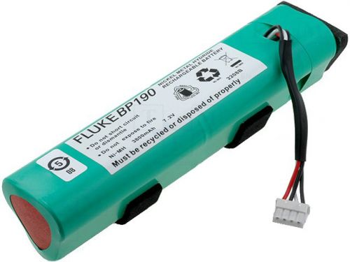 Fluke Комплект Fluke BP190 677390 никель-металлгидридных аккумуляторных батарей