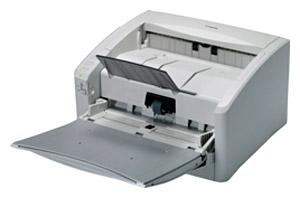 Документ-сканер Canon DR-6010C 3801B003 цветной, планшетный (опция), двухсторонний, 60 стр./мин, ADF 100, SCSI-3, USB 2.0, A4