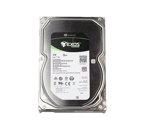 Фото - Жесткий диск 4TB SAS 12Gb/s Seagate ST4000NM003A 3.5 Exos 7E8 7200rpm 256MB жесткий диск 2tb sas 12gb s seagate st2000nm003a exos 7e8 512n 3 5 7200rpm