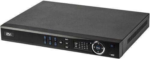 Видеорегистратор RVi RVi-1NR16240-P каналов: 16, 8 Мп (3840х2160), 200 Мбит/с, H.264, H.265, H.264+, H.265+, MJPEG, FullHD (1920х1080) /UltraHD 4K (38