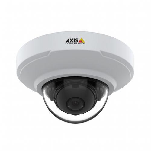 Фото - Видеокамера Axis M3064-V 01716-001 1Мп. фиксированный объектив 83°/45°. HDTV 720p при 30 fps. H.264, H.265 и Motion JPEG. WDR, Zipstream, IK08, MicroS web camera genius facecam 1000x v2 720p 30 fps bulld in microphone manual focus black