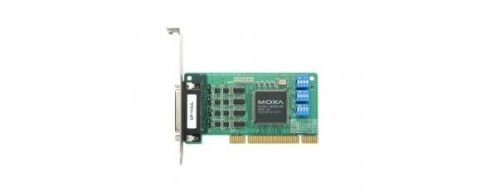 Плата MOXA CP-114UL-I-DB25M 4 Port UPCI Board, w/DB25M Cable, RS-232/422/485, w/Isolation, Low Profile плата moxa cp 134el a i w o cable 4 port pcie board w o cable low profile rs 422 485 w surge w isolation