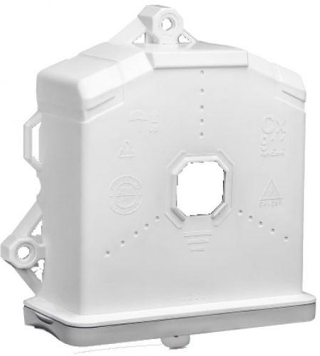 Коробка монтажная Cambox Cx-911 для камер видеонаблюдения с окном для обслуживания