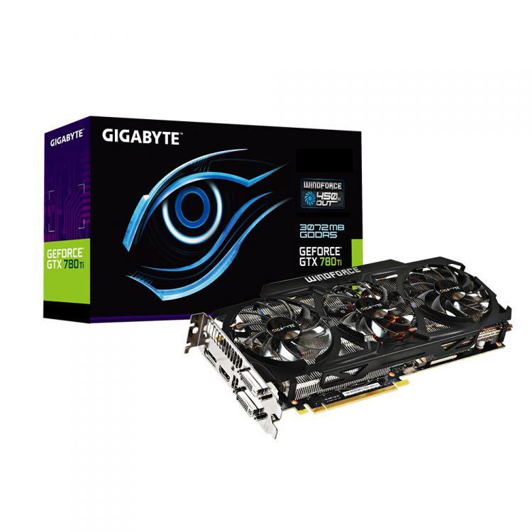 GIGABYTE GV-N78TWF3-3GD