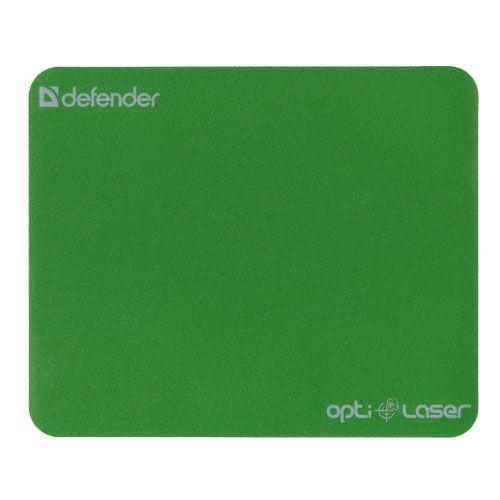 Фото - Коврик для мыши Defender Opti-Laser 50410 пластиковый, 220х180х0.4 коврик для мыши defender thor gp 700 50070