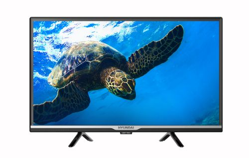 Телевизор LED Hyundai H-LED24FT2000 черный/HDREADY/60Hz/DVB-T/DVB-T2/DVB-C/DVB-S/DVB-S2/USB(RUS)
