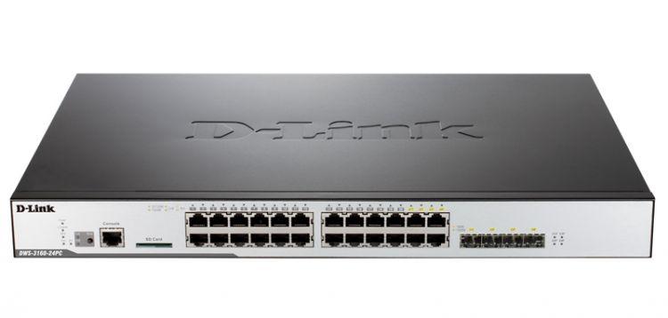 D-link DWS-3160-24PC