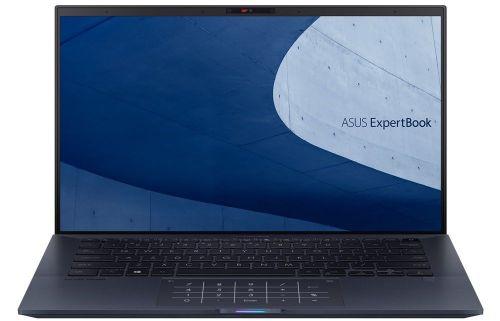 Фото - Ноутбук ASUS ExpertBook B9450FA-BM0515T 90NX02K1-M13560 i5-10210U/16GB/512GB SSD/14,0 FHD IPS/NumberPad/Wi-Fi/BT/HD IR/FP/sleeve/Micro HDMI to RJ45 Ca ноутбук asus expertbook p2 p2451fa bm1356t 90nx02n1 m18310 i5 10210u 8gb 512gb ssd 14 fhd ips win10home star black