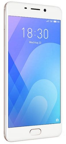 M6 Note 3/16GB Gold Смартфон Meizu M6 Note 3/16GB Gold M721H-16-GD