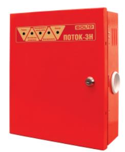 Устройство Болид Поток-3Н управления оборудованием насосной станции спринклерного, дренчерного, пенного пожаротушения или пожарного водопровода