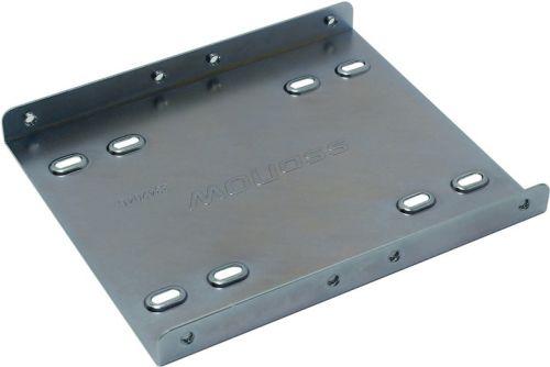 Фото - Кронштейн Kingston SNA-BR2/35 Brackets and Screws 2.5 to 3.5 (набор винтов для установки SSD/HDD 2,5 в отсек 3,5) салазки kingston для 3 5 отсека для hdd 2 5 sna br2 35