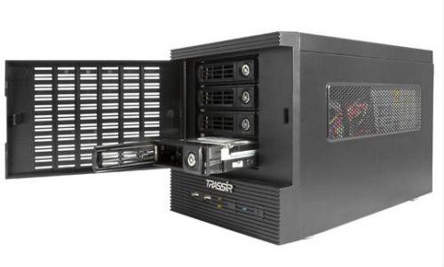 Видеорегистратор TRASSIR DuoStation AF 16 16/16 (запись/воспроизведение DualStream) IP видеокамер ActiveCam и/или Hikvision.