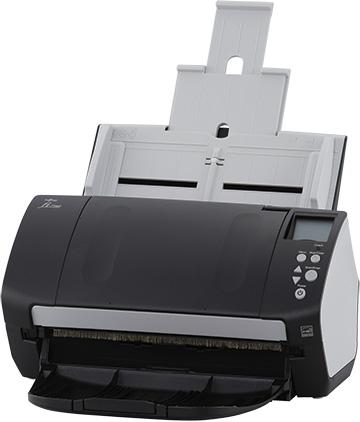 Сканер Fujitsu fi-7160 PA03670-B051 А4, 60 стр./мин, ADF 80, USB 3.0, двухсторонний