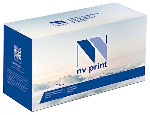 Картридж NVP NV-CF540ABk для HP Color LaserJet Pro M254dw/M254nw/MFP M280nw/M281fdn/M281fdw 1400k, черный картридж nv print nv cf542a для hp color laserjet pro m254dw m254nw mfp m280nw m281fdn m281fdw yellow