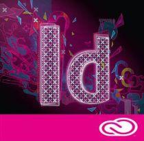 Adobe InDesign for enterprise Education Named Level 1 1-9, 12 Мес.
