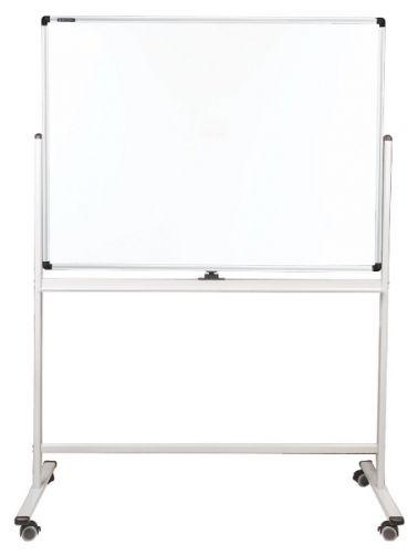 Доска BRAUBERG 236851 магнитно-маркерная на стенде 90х120 см, 2-сторонняя