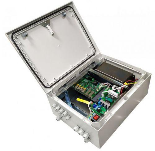 Коммутатор TFortis PSW-2G+UPS-Box для подключения 4 камер