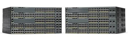 Cisco WS-C2960X-24PD-L