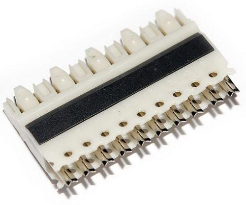 Модуль Cabeus CB-5P 5-и парный 110, категория 5e