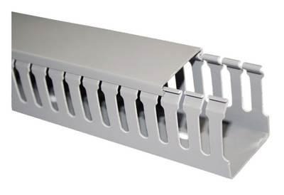 Короб IEK CKM50-025-040-1-K03 25х40 ИМПАКТ перфорированный, 2м