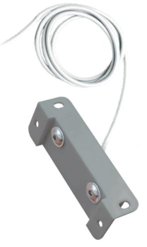 Датчик Риэлта ДЗ-12В затопления, двухпроводная схема подключения, напряжение питания по шлейфу сигнализации 8…30 В