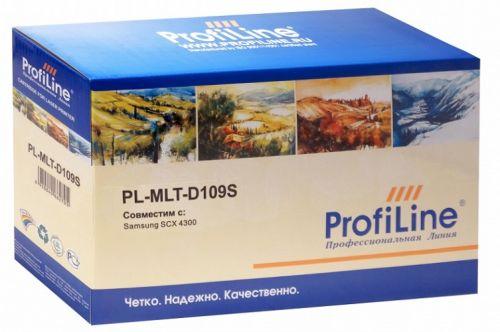 Картридж ProfiLine PL-MLT-D109S для принтеров Samsung SCX-4300 2000 копий ProfiLine